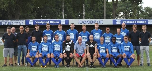 Groepsfoto 2018-2019 klein